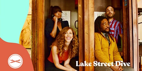 LAKE STREET DIVE + MONOPHONICS - 9/22 Treefort Main Stage tickets