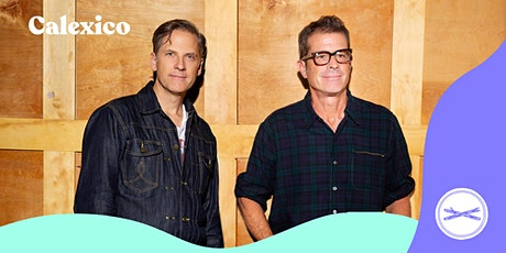 CALEXICO + CHRISTIAN SCOTT + ANDY SHAUF - 9/24 Treefort Main Stage tickets