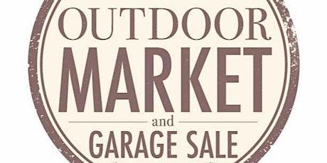 Outdoor Market and Garage Sale tickets