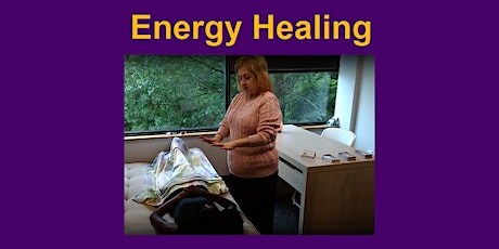 45 Minute Energy Healing Session - Private CD tickets