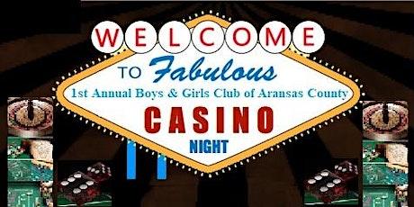 Texas Tie-Casino Night tickets