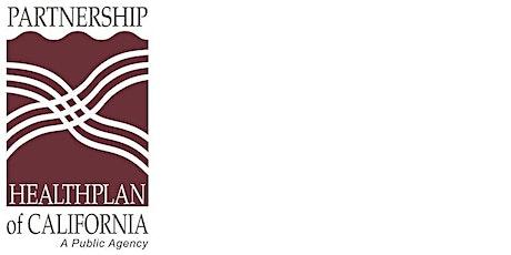 Partnership HealthPlan of California Job Fair  in Fairfield, CA 8/27/21 tickets