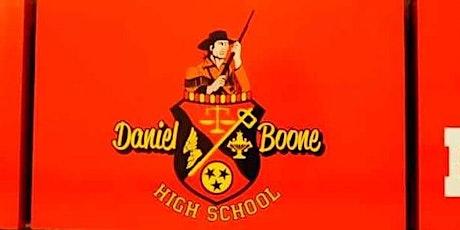 Daniel Boone HIgh School Class of 2011 Reunion tickets