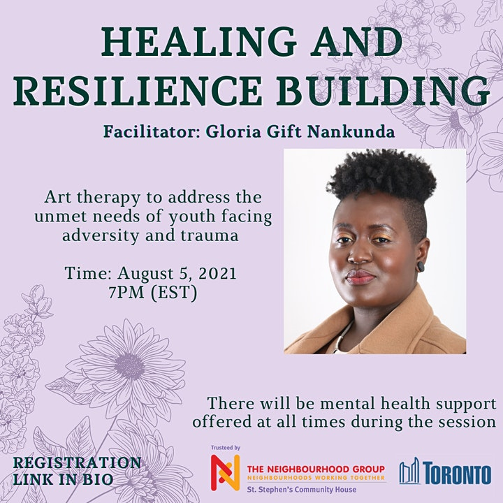 Healing and Resilience Building Workshop image