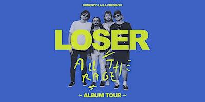 LOSER – ALL THE RAGE ALBUM TOUR – MELBOURNE