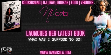 The Official Vegas Book  Launch of What Was I Supposed to Do? tickets