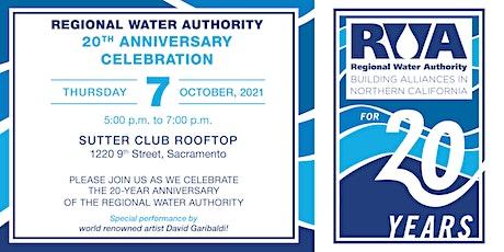 RWA 20th Anniversary Celebration tickets