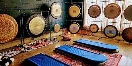 Feel Good Friday Gong Meditations tickets