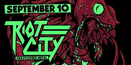 Riot City w/ Martial Law, Languid, Flashback tickets
