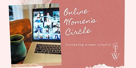 ONLINE Women's Circle...... SELF-LOVE tickets