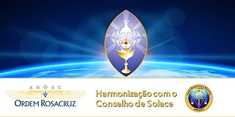 Ritual de Harmonização com o Conselho de Solace ingressos