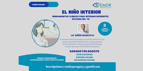 EL NIÑO INTERIOR:  Herramientas clínicas. entradas