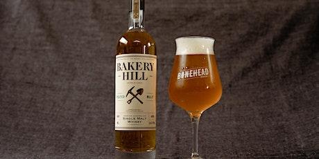Bakery Hill x Bonehead's Melbourne Whisky Week Boilermaker Degustation tickets