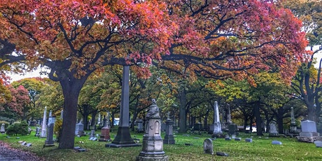 Rosehill Cemetery Tour  with author Adam Selzer  (In Person) tickets