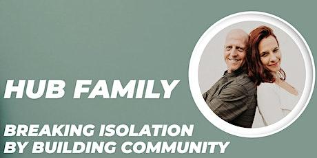 BCF Hub Zoom Family Meetings (August 2021) Tickets