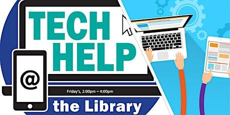 Tech Drop In  - Friday tickets