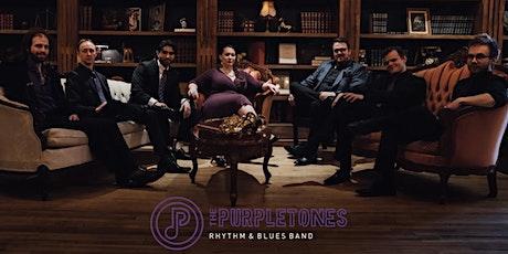 PURPLETONES live at Rhythm & Brews tickets