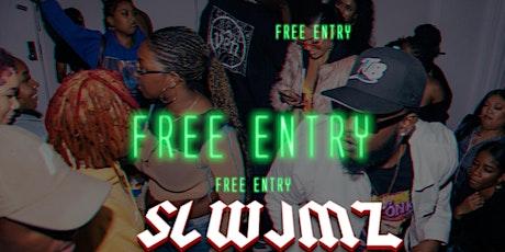 SJ's Free World Party tickets
