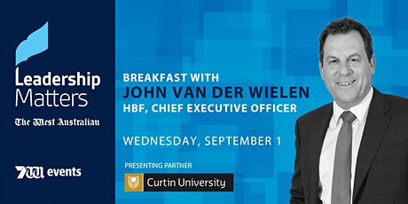 Leadership Matters: Breakfast with John Van Der Wielen tickets