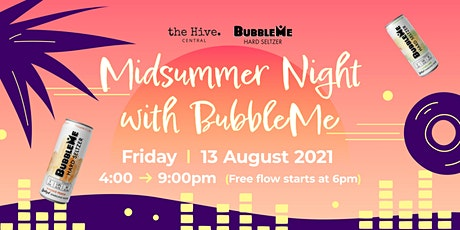 Midsummer night with BubbleMe tickets