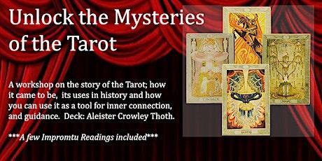 Unlock the Mysteries of the TAROT tickets