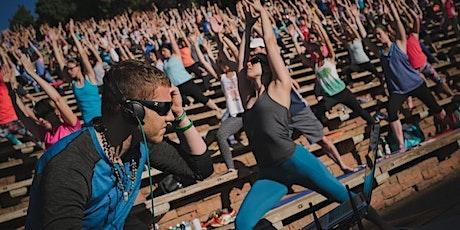 Live DJ Yoga with Sonic Flow tickets