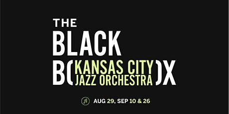 Black Box Jazz Series presents The Kansas City Jazz Orchestra tickets