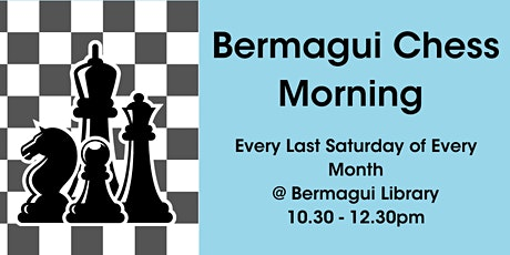 Bermagui Chess Morning @ Bermagui Library tickets