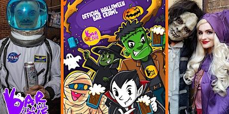 Official Halloween Bar Crawl | Cincinnati, OH - Bar Crawl LIVE! tickets