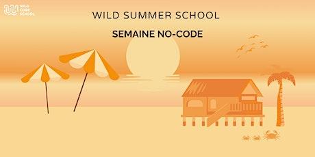 Wild Summer School - Découvrir l'automatisation : Zapier, Airtable... billets