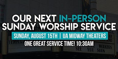 The Journey Church - Indoor Service tickets