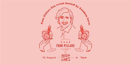 Four Pillars Distillery & High Jinks Bar  // Everything Gin Gin Gin tickets