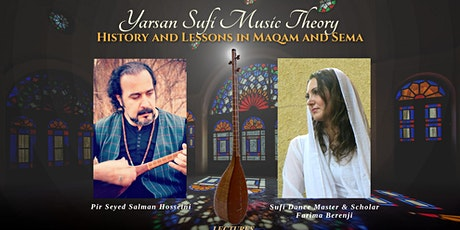 Yarsan Sufi Music Theory tickets