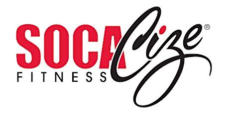 Socacize Express VIRTUAL Drop in Tickets - August billets
