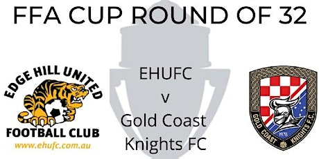 FFA CUP ROUND OF 32 - 7.30pm Kick Off tickets