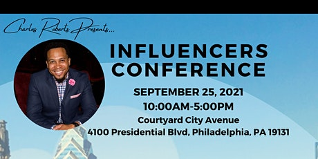 Influencers Conference tickets
