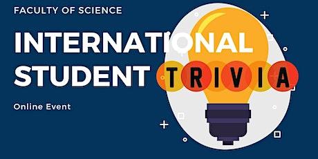 International Student Trivia Night tickets