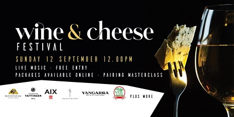 Wine & Cheese Festival tickets