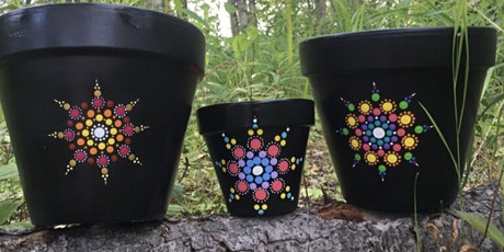 Mandala Dot Art with Lisa tickets