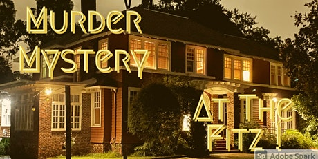 Halloween Roaring 20's Murder Mystery Event at The Fitz! Montgomery, Al. tickets