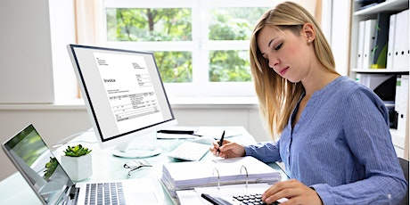 Accounting and Bookkeeping online information session tickets