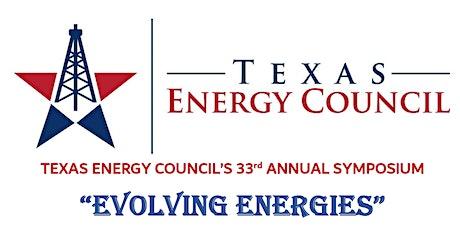 The 33rd Annual Texas Energy Council Symposium tickets