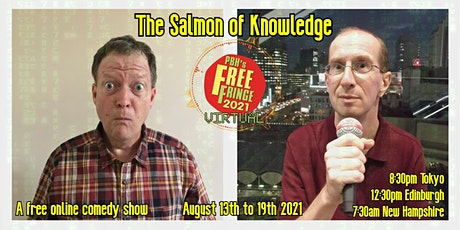 The Salmon of Knowledge tickets