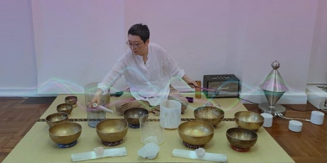 Somatic & Singing Bowl Meditation 60-min | In Person tickets