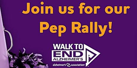 Sacramento Walk to End Alzheimer's Pep Rally tickets