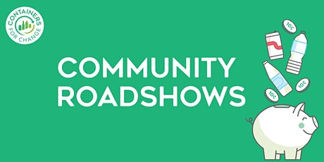 Southern Sunshine Coast Community Roadshow tickets