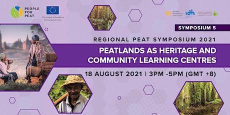 PFP Regional Peat Symposium 2021: Series 5 tickets