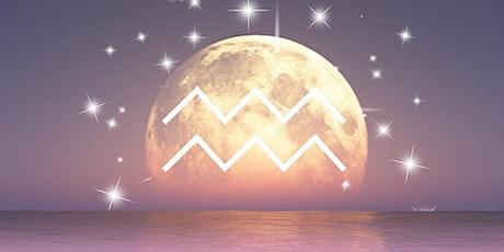 Reiki Infused Full Moon Sound Bath + Meditation tickets