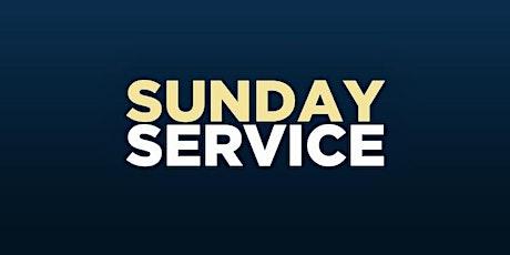 GBI Taiwan Taipei Sunday Service tickets