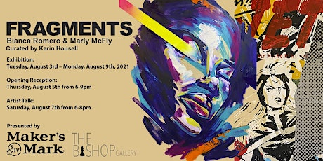 Fragments - Opening Reception tickets